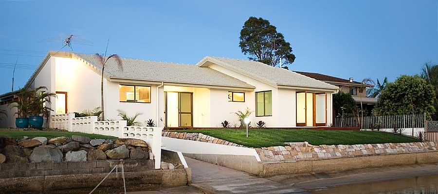 complete house renovation sunshine coast